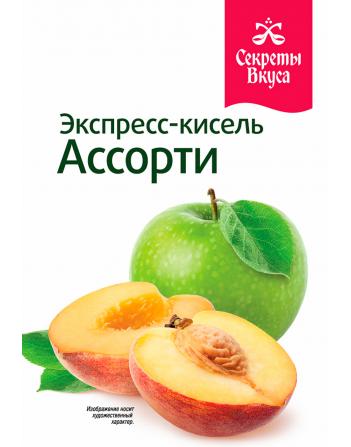 Экспресс-кисель Ассорти
